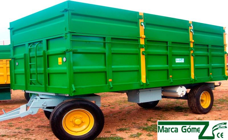 Remolque agricola-MODELO RB2 - MODULAR